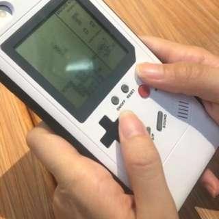 懷舊可以真打機既Gamx Boy 電話殼 iphone case 保護殼 俄羅斯方塊