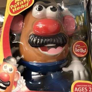 「全新」迪士尼玩具總動員蛋頭先生