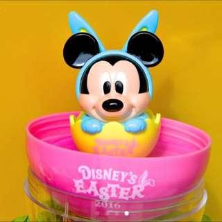 🇯🇵日本帶回 2016東京迪士尼樂園 復活節 限定 米奇 扭蛋 兔子