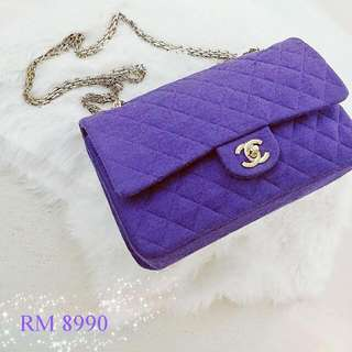 💜Chanel Medium Double Flap💜