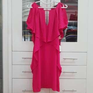 Laundry cold shoulder dress