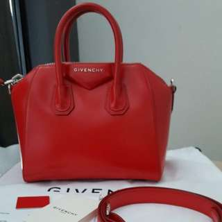 Givenchy mini smooth authentic