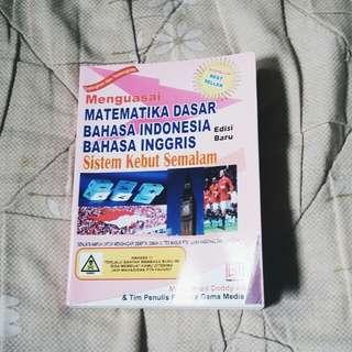 Buku SKS Sistem Kebut Semalam (B.indo, B.ingg, Matdas)
