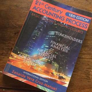 21st century accounting process