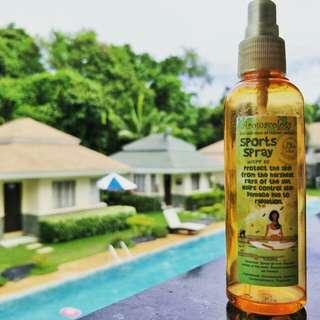 Aromacology Sports Spray