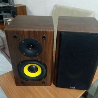 Oryx sound labs speakers