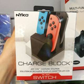 (Brand New) Nyko Charge Block for Nintendo Switch