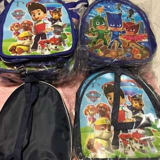 Limited Stock Instock Paw Patrol /pj mask kids goodies .. ideal for birthday gift .. bags is durable and able to use after that .. bulk purchase pls pm me thanks Brand New