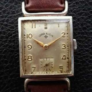 Lord Elgin Military Watch 1938