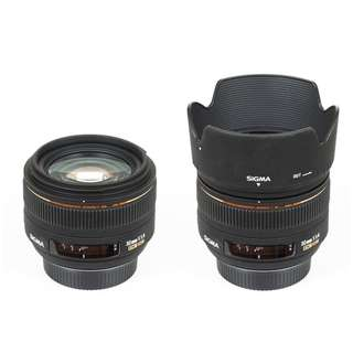 Sigma 30mm f/1.4 EX DC HSM Lens: Canon