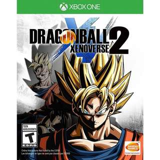 Dragon Ball: Xenoverse 2 USED