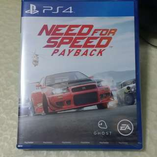 PS4 Game (Brand New)