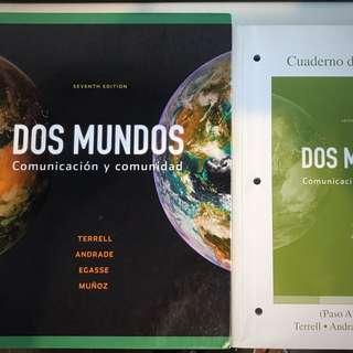 Dos Mundos: communication y comunidad 7th edition