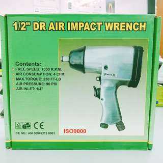 """1/2""""Dr. Air Impact Wrench (New)"""