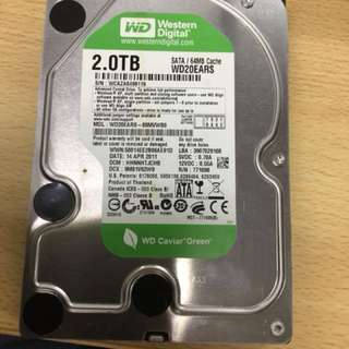 2TB HDD for $50. 83639801