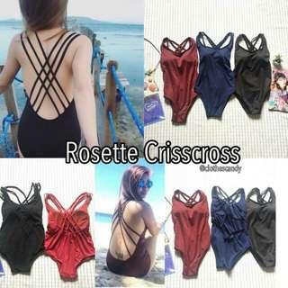 rosette crisscross