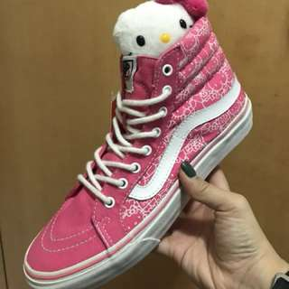 Vans Hello Kitty 特別版