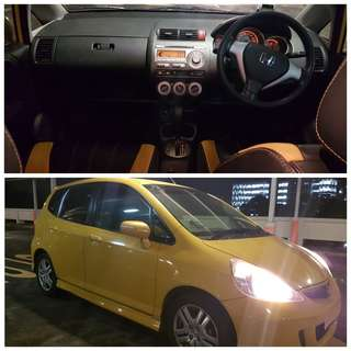 Honda Jazz 🚘Need a Car for the Weekend? Book Now!👍