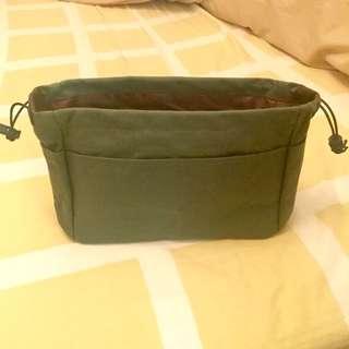 [全新]袋中袋 包中包 帆布袋