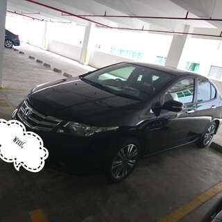 HONDA City E+ full spec 2013