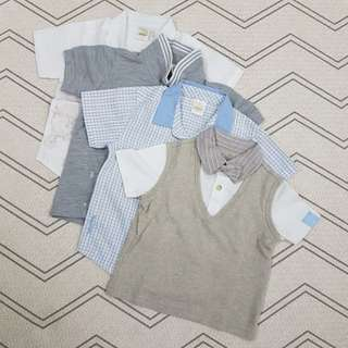 Boy casual set 2