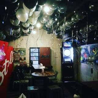 Helium balloon services