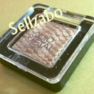 Eyeshadows : Catrice Metallic Sellzabo #120 Golden Brown Eyes Shadow Eyeshadows Eyesshadows Colour