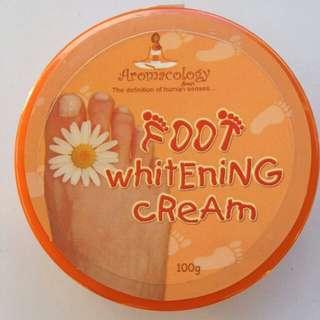 Aromacology Foot Whitening Cream