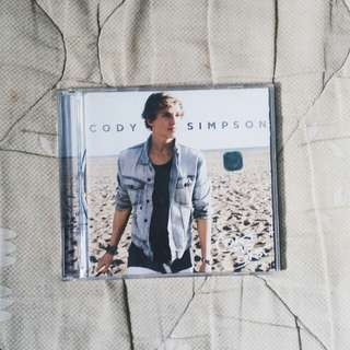 CODY SIMPSON COAST TO COAST ALBUM