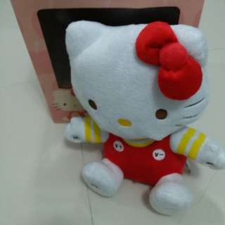Hello Kitty Radio Cushion