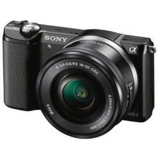 Kredit Sony Alpha A5000L 16-50mm - Cicilan tanpa CC
