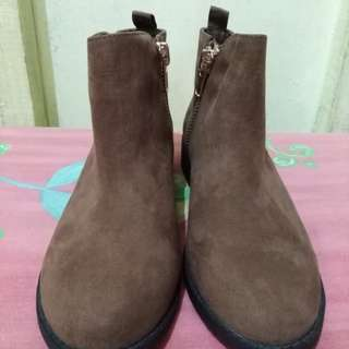 Forever21 Suede Boots