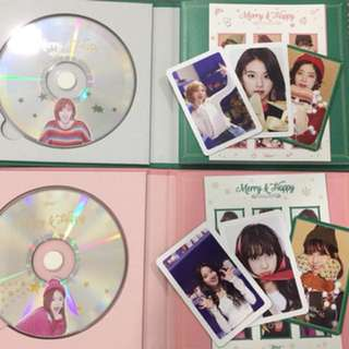 TWICE Merry & Happy (TRADE)