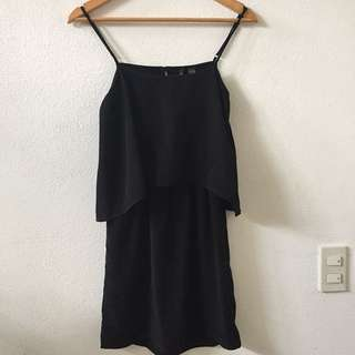 Mango Collection Black Dress