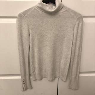 Zara Turtleneck Top M