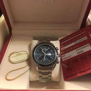 Omega 32228000 多功能計時手錶