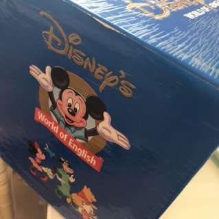 🍡Disney world of English Mickey Mouse Dvds