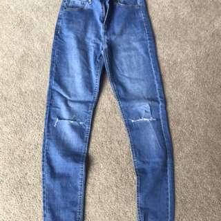 Dotti High Waist Jeans