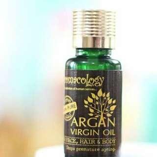 Aromacology Argan Virgin Oil