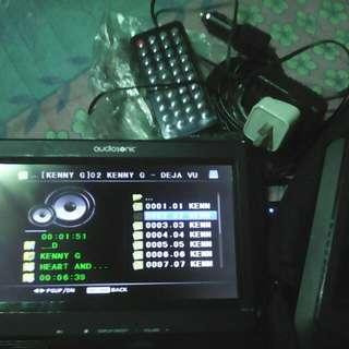 Lcd twin monitor