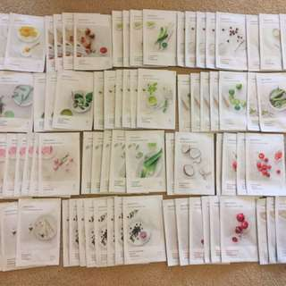 Innisfree Real Squeeze Masks