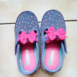 Skechers Go Walk-Starry Style for Girls
