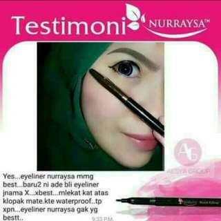 Miracle Eyeliner for Hijab Muslimah