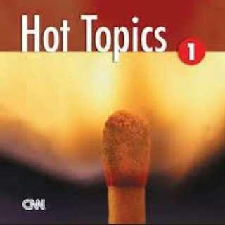 Hot Topics 1