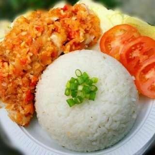 Paket Ayam Geprek Surabaya