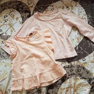 Mango Pink top