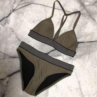 STÜSSY Bikini Set
