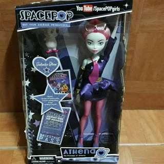 Madame Alexander Girls SpacePOP - Athena Doll