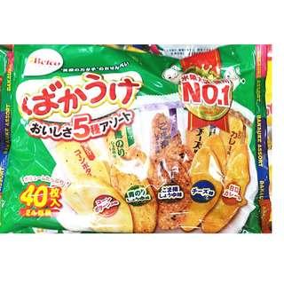 日本 月亮米果(24小包)