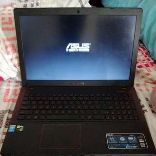 Asus x550j rog gaming laptop